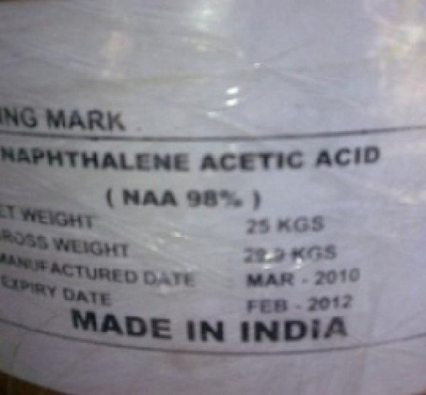 NAA (80-85%) - Naphthylacetic acid