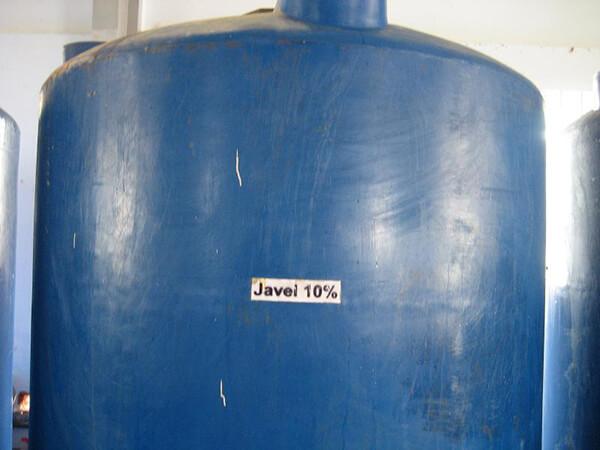 Hóa chất javen NaOCl 10 -12%