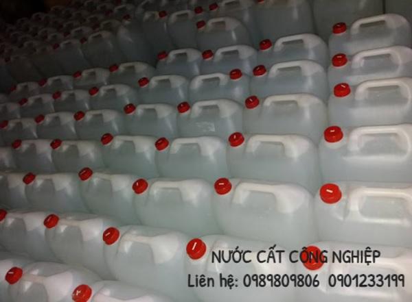 Thiên Đại Phúc - Địa chỉ cung cấp nước cất uy tín hàng đầu hiện nay