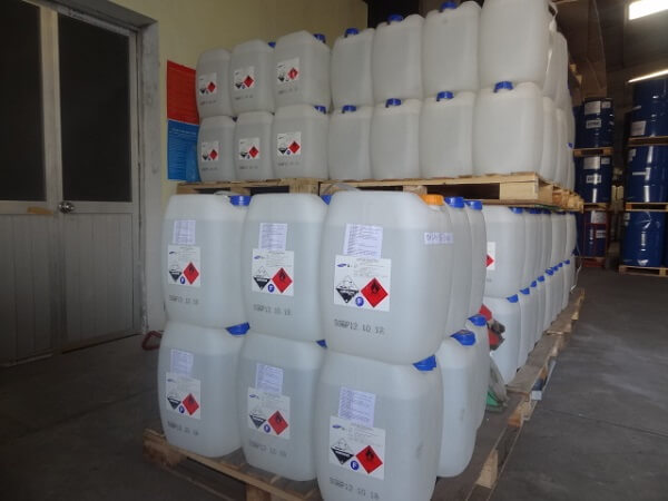 Giấm Axit axetic Hàn Quốc 99%
