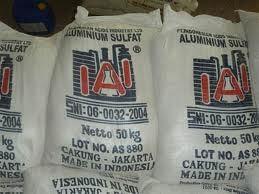 Phèn nhôm Al2(SO4)3.18H2O 17%
