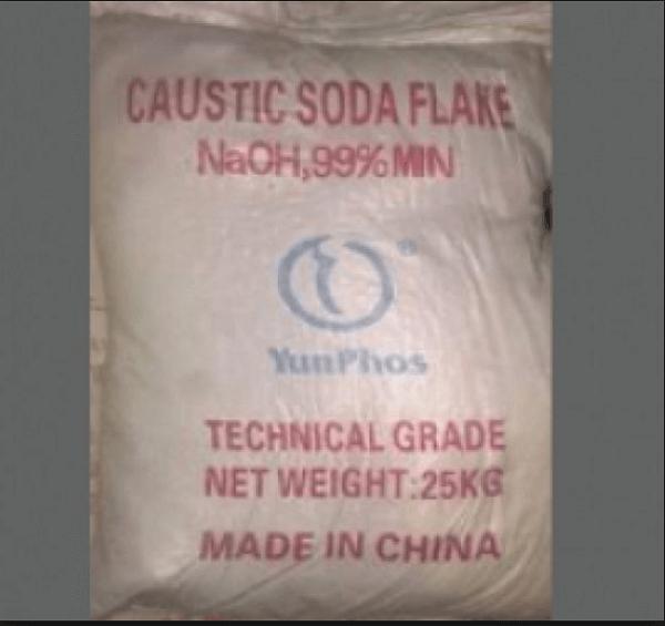 Hoá chất NaOH 99% trung quốc